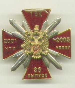 2005 год выпуска 4-х годичники 1-й батальон